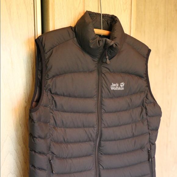 Jack Wolfskin Jackets & Blazers - Down vest-700 fill